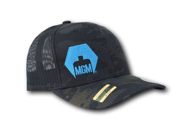Black MultiCam Hat